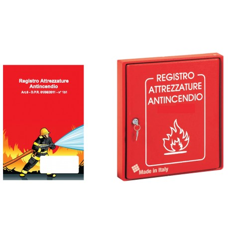 Registro manutenzioni antincendio