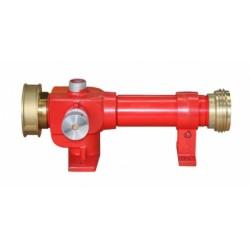 Miscelatore di linea uni 45 con tubo pescante ad aspirazione variabile 1% - 6%
