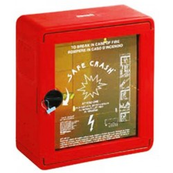 Cassetta idrante UNI45 esterno/parete. PK45EXPOCR