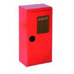 Cassetta porta estintore KG 6 e Co2 KG 2 in lamiera verniciata