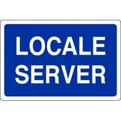 LOCALE SERVER ALLUMINIO MIS. 180X120