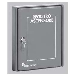 Cassetta porta documenti ascensore