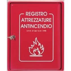 Cassetta porta documenti antincendio